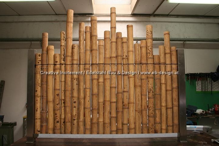 teilst ck von einem bambuszaun. Black Bedroom Furniture Sets. Home Design Ideas